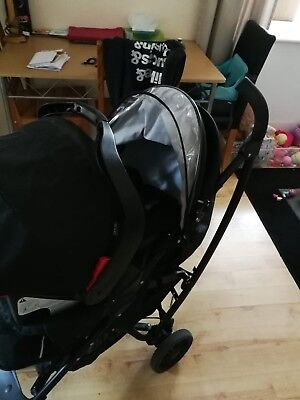 £90 • Buy Graco Mosaic Sport Luxe Travel System Single Seat Stroller