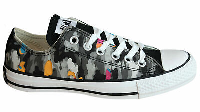Converse Chuck Taylor CT Tear Away Ox Mens Trainers Lace Up Shoes 101987 D15 • 19.99£