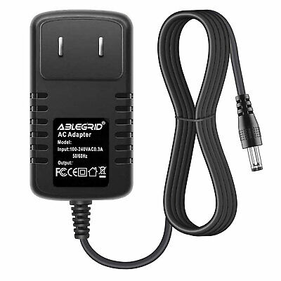 $ CDN10.02 • Buy AC DC Charger Adapter For Bowflex Max Trainer M3 M5 M7 Power Supply Cord Mains