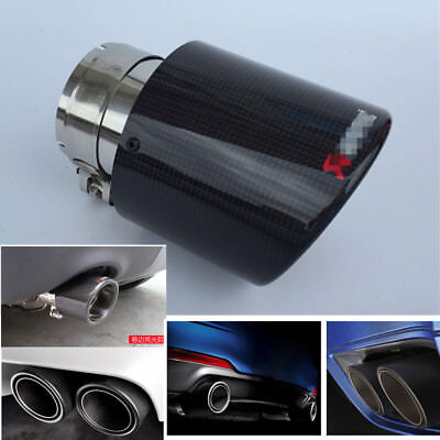 $ CDN58.98 • Buy Car Exhaust Tip Muffler Pipe Pipes Tail 2.5 Inlet 114mm 4.5 Outlet For 1.6L-2.5L