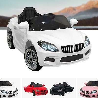 £129 • Buy BMW Style Kids Ride On Car 12V Battery Electric Sports Car MP3 Parental Remote