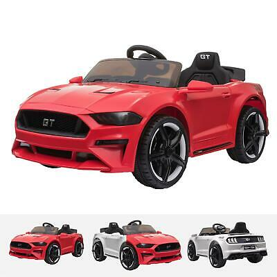 £169 • Buy FORD MUSTANG GT Style 12V Electric Battery Powered Kids Ride On Car With Remote