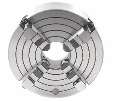AU180.62 • Buy 6  4-jaw Independent Plain Back Chuck (3900-0041)