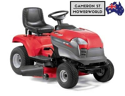 AU2899 • Buy Brand New Castelgarden XD140 38  Ride On Mower Briggs & Stratton Free Trailer