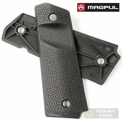 $17.38 • Buy MAGPUL 1911 GRIP Panels With TSP BLACK MAG544-BLK FAST SHIP