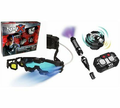 £29.99 • Buy Spy X Micro Spy Gear Encourages Kids To Explore Their Surroundings And Set NEW