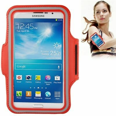 AU14.82 • Buy Sports Armband Jogging Case Cases For Samsung Galaxy Mega 6.3 I9205 Top Quality