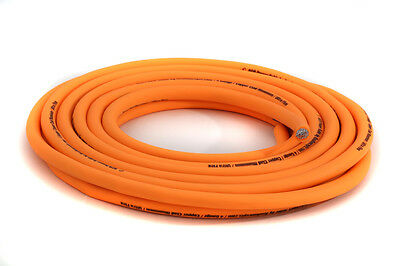 AU21.41 • Buy KnuKonceptz KCA NEON ORANGE Ultra Flex 1/0 Gauge Battery Ground Cable Wire 10Ft