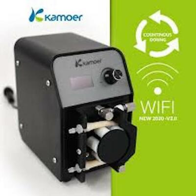 £234.99 • Buy Kamoer FX-STP WiFi Continuous-Duty Peristaltic Dosing Pump