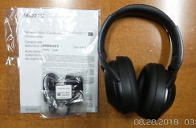 $ CDN339.64 • Buy Sony WH-1000XM2 Wireless Noise Canceling Headphones (R384)