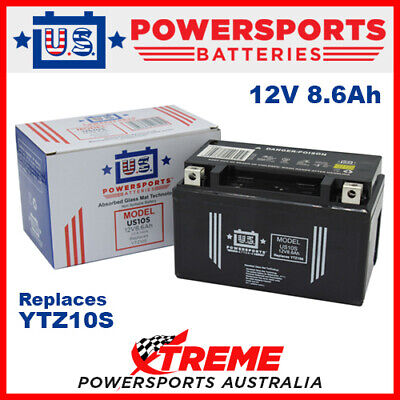 AU58.95 • Buy AGM 12V 8.6AH Battery For For Suzuki GSX250F ACROSS 1990-2000 YTX7A-BS