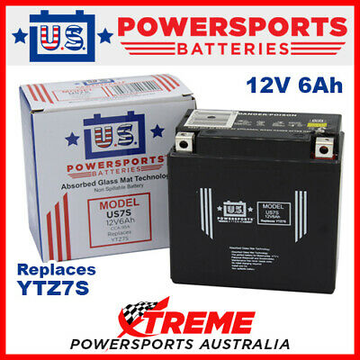 AU43.95 • Buy AGM 12V 6AH Battery For Yamaha YW100 BEEWEE 2006-2008 YTX5L-BS