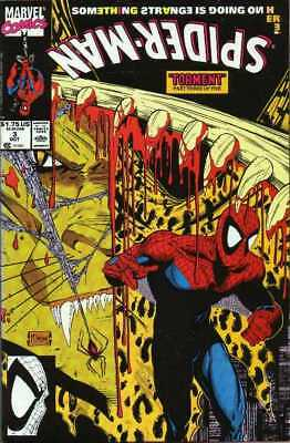 Spiderman Issue.3 Only.marvel Comics 1990 • 4.99£