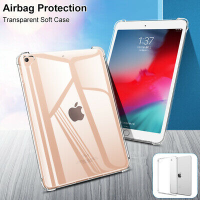 AU9.91 • Buy For IPad 9th 8th 10.2 Air 4 10.9 7th 6th Mini 6 Soft Clear Case Protective Cover