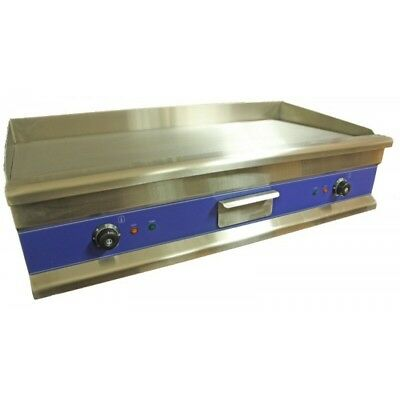 £499.99 • Buy Large Electric Griddle / Hotplate 100cm Flat Commercial Grade Stainless Steel