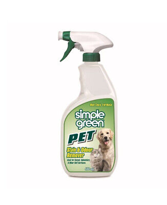 AU21.95 • Buy Simple Green AIR CON CLEANER 750ml Penetrates Dirt, Grease & Grime