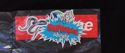 $ CDN18.88 • Buy Supreme Sticker Set Pack Authentic Rapcats Octopus And Bogo Stickers Fw18