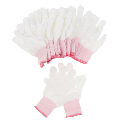 $4.98 • Buy 10 Paris ESD Gloves Anti-static Anti Skid PC Computer Working Gloves S M L
