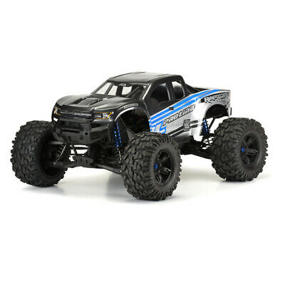 AU131.84 • Buy PROLINE 2017 Ford F150 Raptor Clear Body For X-Maxx - Pre Cut - Pr3482-17