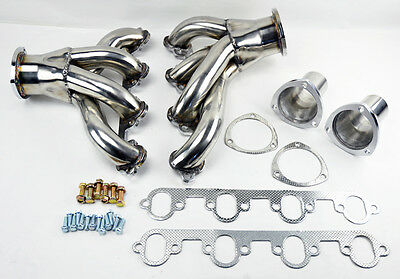 ford shorty headers