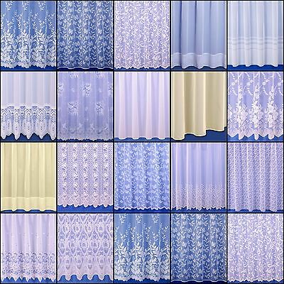 £2.80 • Buy Choice Of Excellent Value Superior Quality Net Curtain - Sold By The Metre