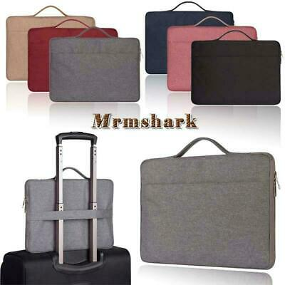 £11.99 • Buy For 11 12 13  15  Apple Macbook Air/Pro/retina Ipad Laptop Sleeve Pouch Case Bag