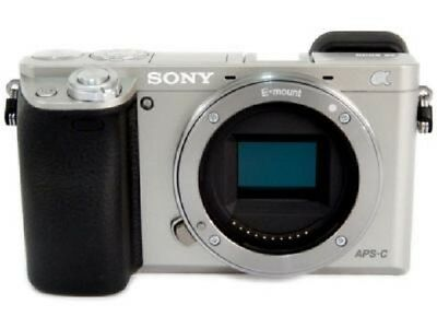 $ CDN554.32 • Buy SONY A6000 Mirrorless Digital Camera Body Only Silver ILCE-6000 S Japan Model