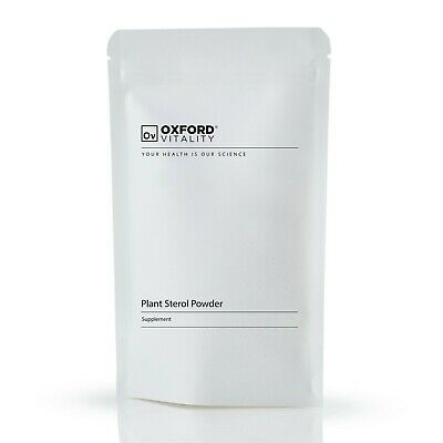 £4.49 • Buy Plant Sterols Powder : Proven To Help Lower High Cholesterol 800mg Serving
