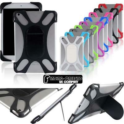 For Toshiba Encore/Excite/Regza Tablet - Shockproof Silicone Stand Cover Case • 3.99£
