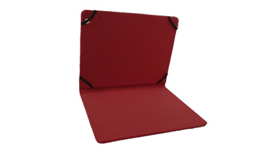 £2.99 • Buy Universal IPad/Tablet Folding Slip Case Pink Faux Leather 30cm