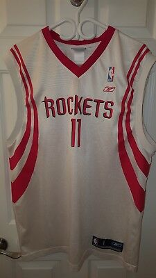 $ CDN50 • Buy Yao Ming Houston Rockets Reebok NBA Jersey Large White