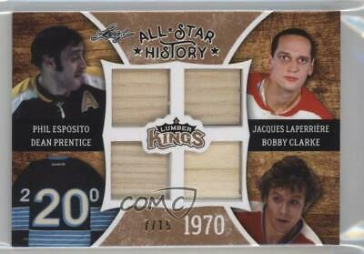 $ CDN44.24 • Buy 2016 Leaf Lumber Kings All-Star History Bronze /15 Phil Esposito Dean Prentice