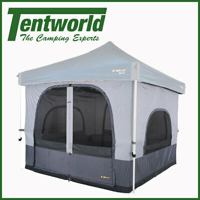 AU189.90 • Buy Oztrail Gazebo Tent Inner Kit Temporary Shelter 3.0