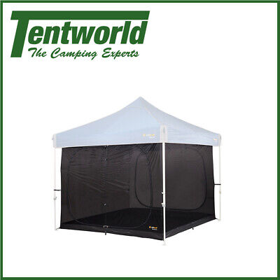 AU117.90 • Buy Oztrail Gazebo Screen House Inner Kit Temporary Shelter 3.0