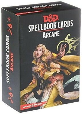 AU31.10 • Buy 73915 Dd Spellbook Cards Arcane Deck Spell Name And Important Info Easy
