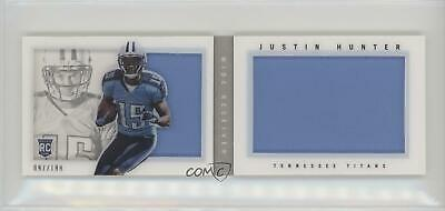 $14.05 • Buy 2013 Panini Playbook Booklets Silver /199 Justin Hunter #216 Rookie