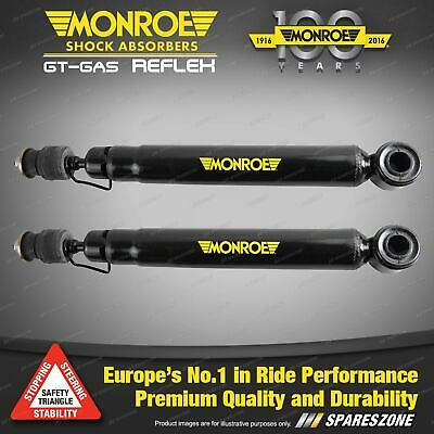 AU176.81 • Buy Pair Rear Monroe Reflex Shock Absorbers For KIA PREGIO Van Van 7/02-3/06