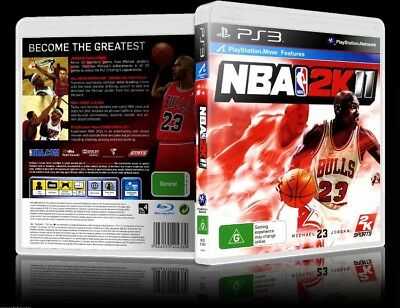 AU9.99 • Buy (PS3) NBA 2K11 / 2011 (G) (Sports: Basketball) PlayStation 3 - FREE POSTAGE ***