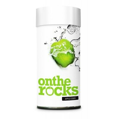 On The Rocks Apple Cider Kit - 40 Pint - Homebrew - Beer Brewing - Wine Making - • 25.95£