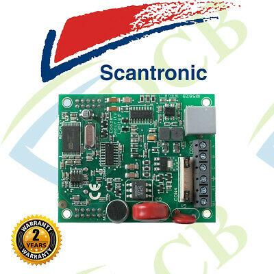 £48.03 • Buy Scantronic I-SD01 Plug On Speech Dialler For The Scantronic I-on 16 Alarm Panel