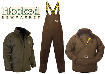Vass-Tex 175T Khaki Winter Edition Waterproof Clothing Range (SOLD SEPARATELY) • 98.95£