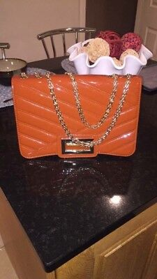 Womens Clutch Bag With Chain By Tom&Eva • 9£