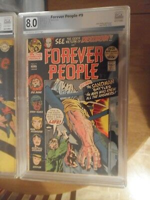 $186.57 • Buy Forever People 9.pgx 8.0
