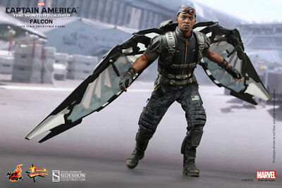 $439.99 • Buy HOT TOYS Captain America: Winter Soldier FALCON 1/6 Scale Figure. SEALED MMS245