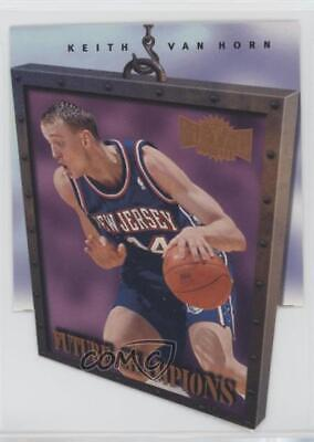 £1.01 • Buy 1997 Metal Universe Championship Preview Future Champions Keith Van Horn Rookie