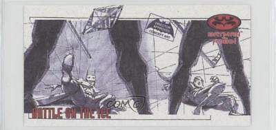 £2.49 • Buy 1997 SkyBox Batman And Robin Widevision Storyboards Battle On The Ice #S12 00ah