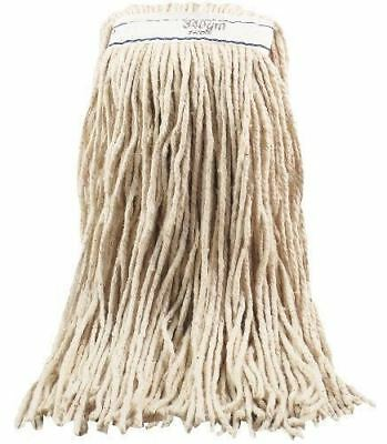 £19.79 • Buy 10 KENTUCKY 16oz 450G Heavy Duty Mop Heads Cotton Thick TWINE CHSA APPROVED