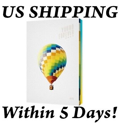 $22 • Buy US SHIPPING BTS YOUNG FOREVER Special Album Day CD+POSTER/On+etc+Tracking