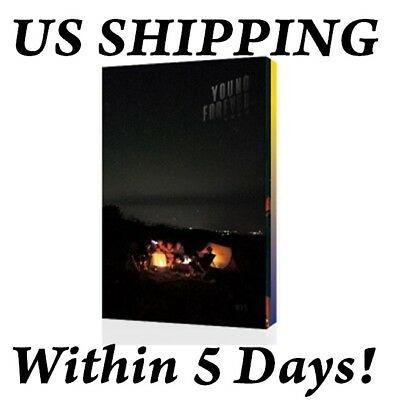 $25 • Buy US SHIPPING BTS YOUNG FOREVER Special Album Night CD+POSTER/On+etc+Tracking
