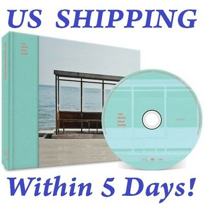 $16.99 • Buy US SHIPPING BTS[WINGS:YOU NEVER WALK ALONE] LEFT CD+BTS POSTER+etc+Tracking